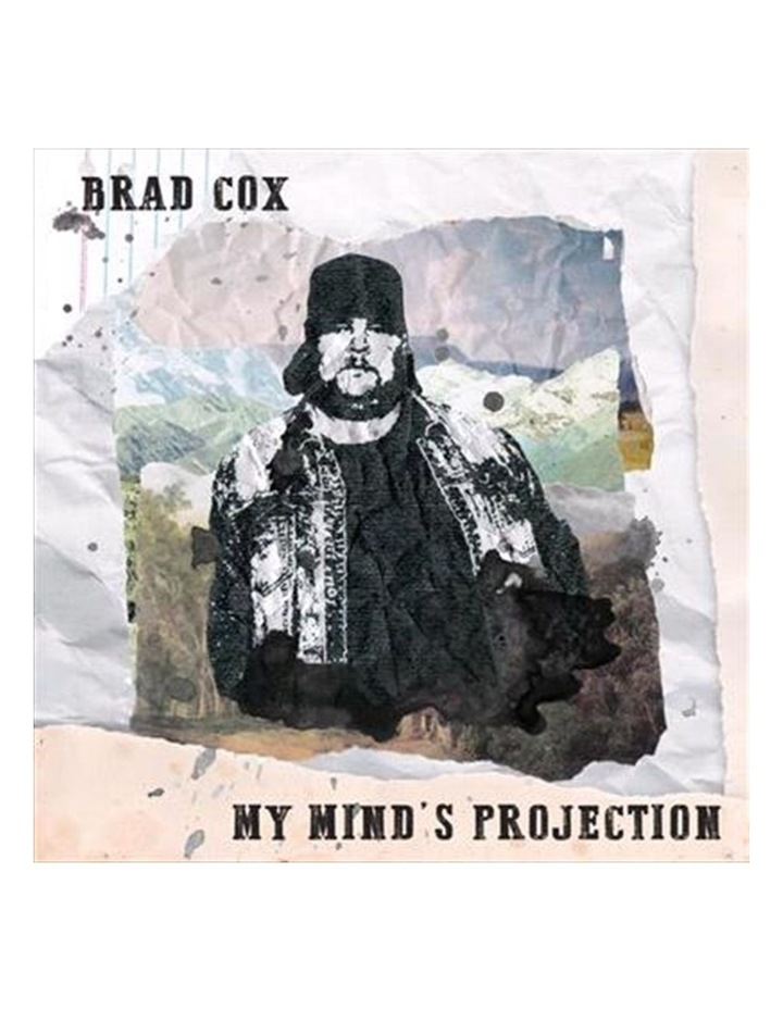 Brad Cox - My Minds Projection CD image 1