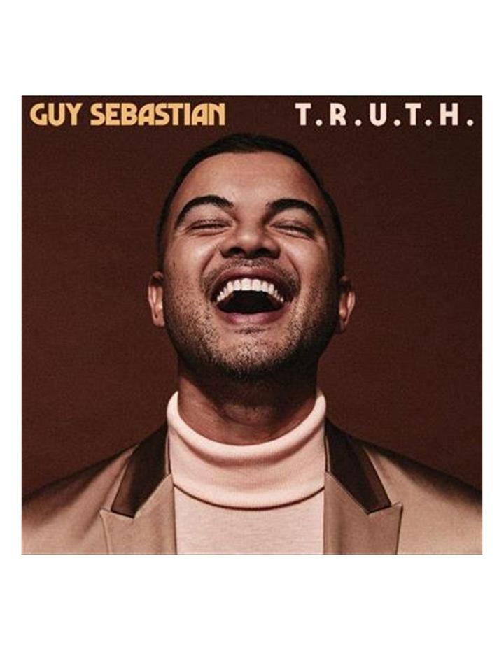 Guy Sebastian - T.R.U.T.H CD image 1