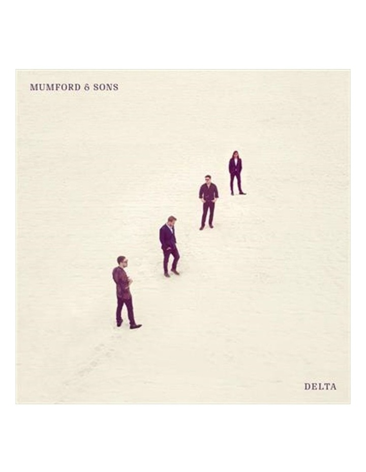 Mumford And Sons: Delta CD image 1