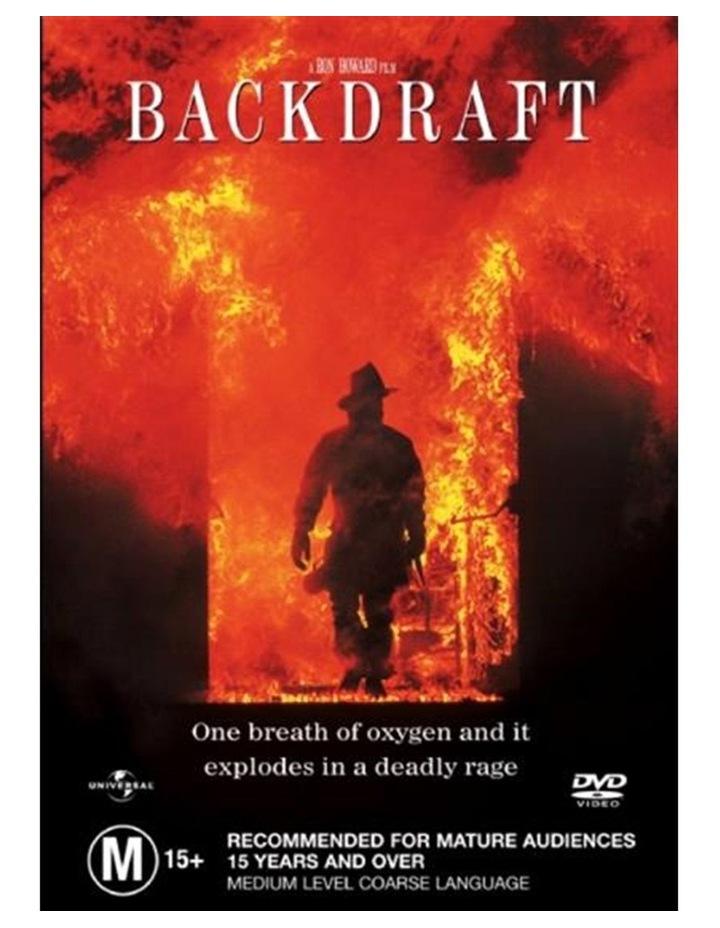 Backdraft DVD image 1