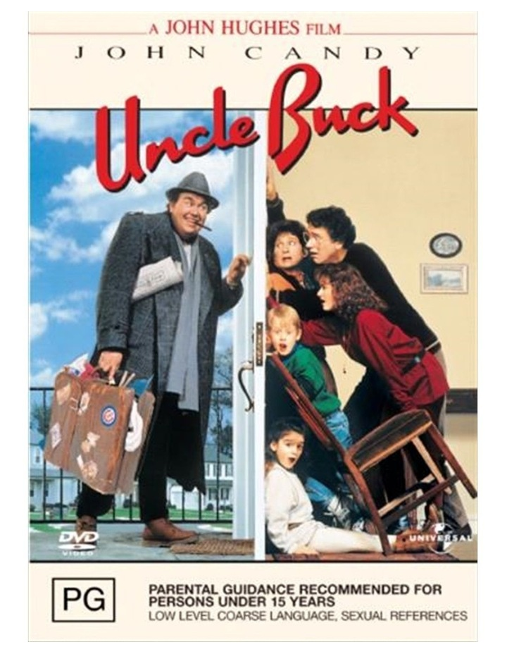 Uncle Buck DVD image 1