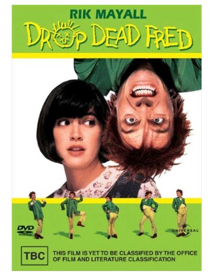 Drop Dead Fred DVD image 1