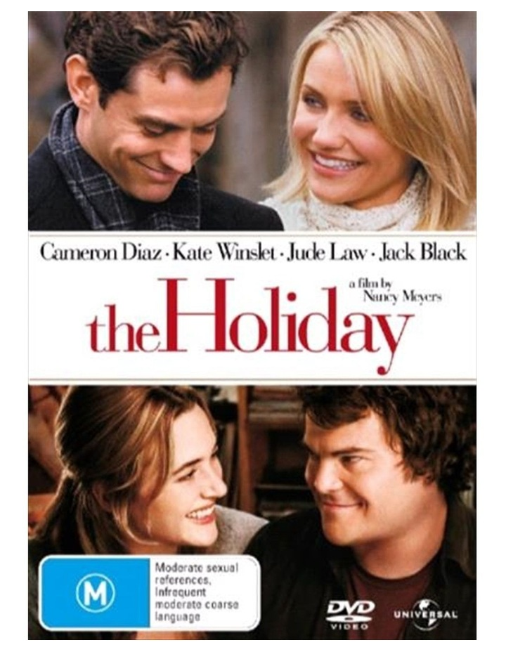 Holiday DVD image 1