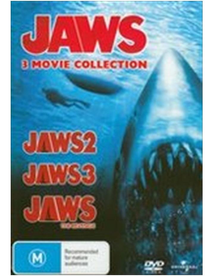 Jaws 2 / Jaws 3 / Jaws: The Revenge DVD image 1