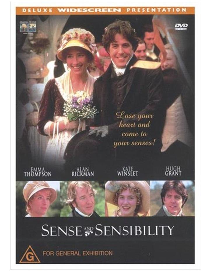 Sense And Sensibility DVD image 1