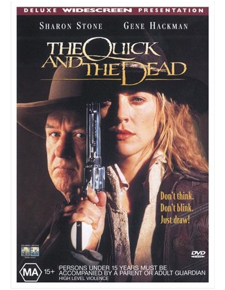 Quick And The Dead DVD image 1