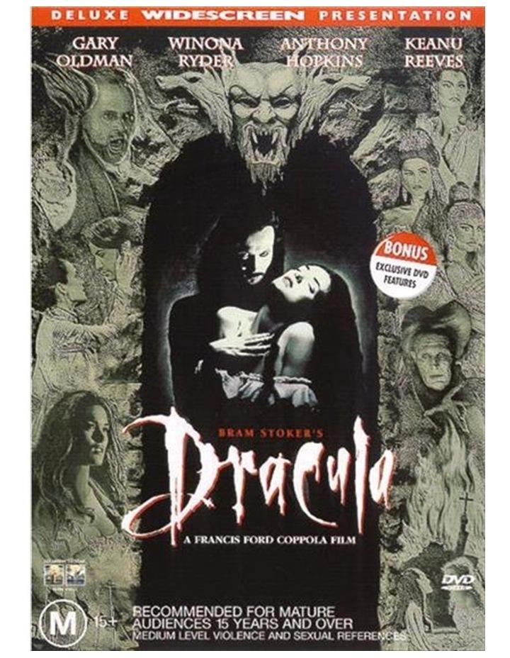 Bram Stoker's Dracula DVD image 1