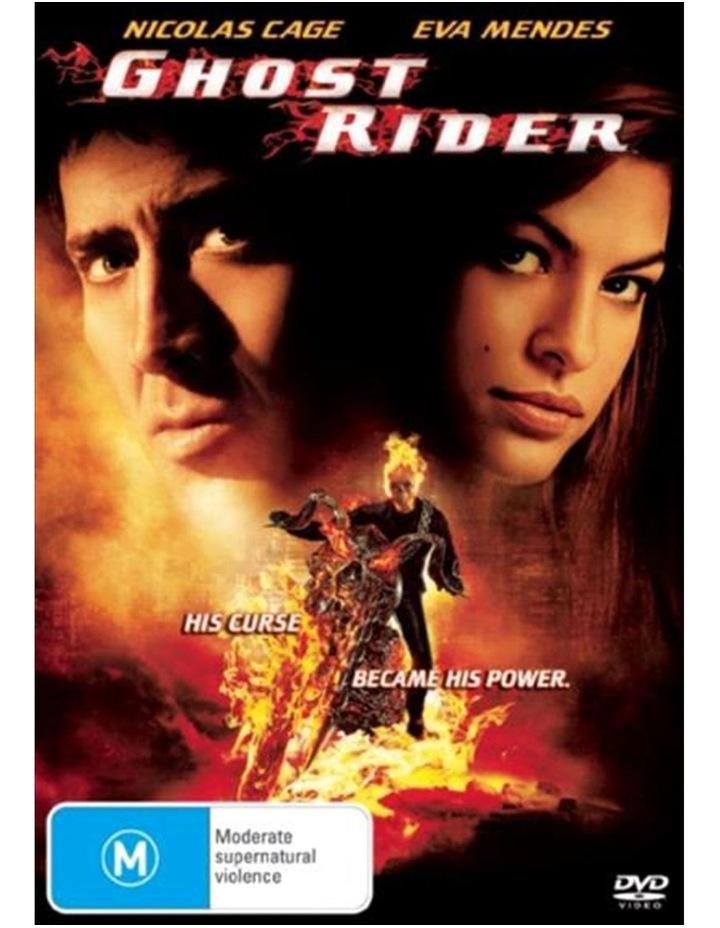 Ghost Rider DVD image 1
