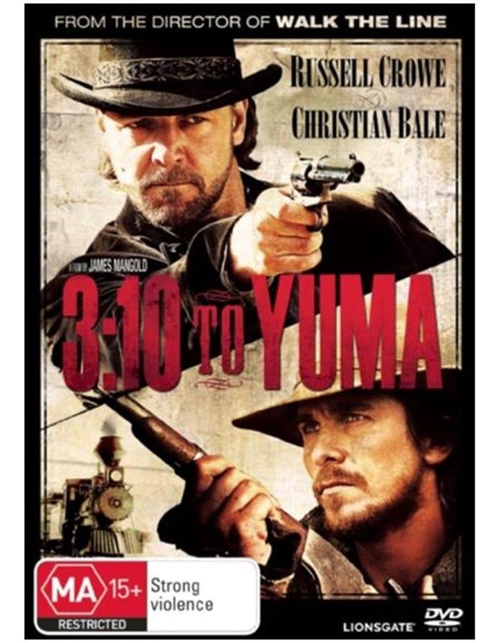 3-10 To Yuma DVD image 1