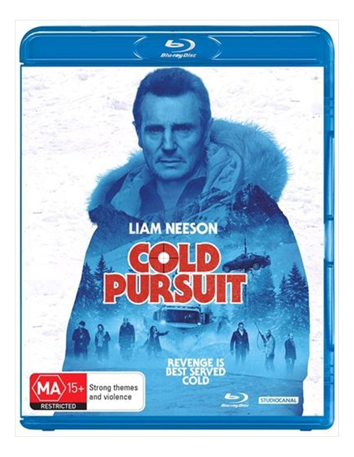 Cold Pursuit Blu-ray image 1