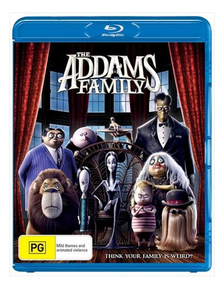 Addams Family Blu-ray image 1