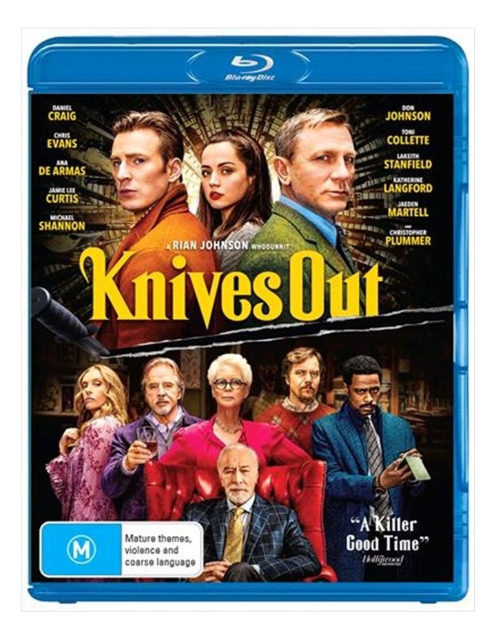 Knives Out Blu-ray image 1