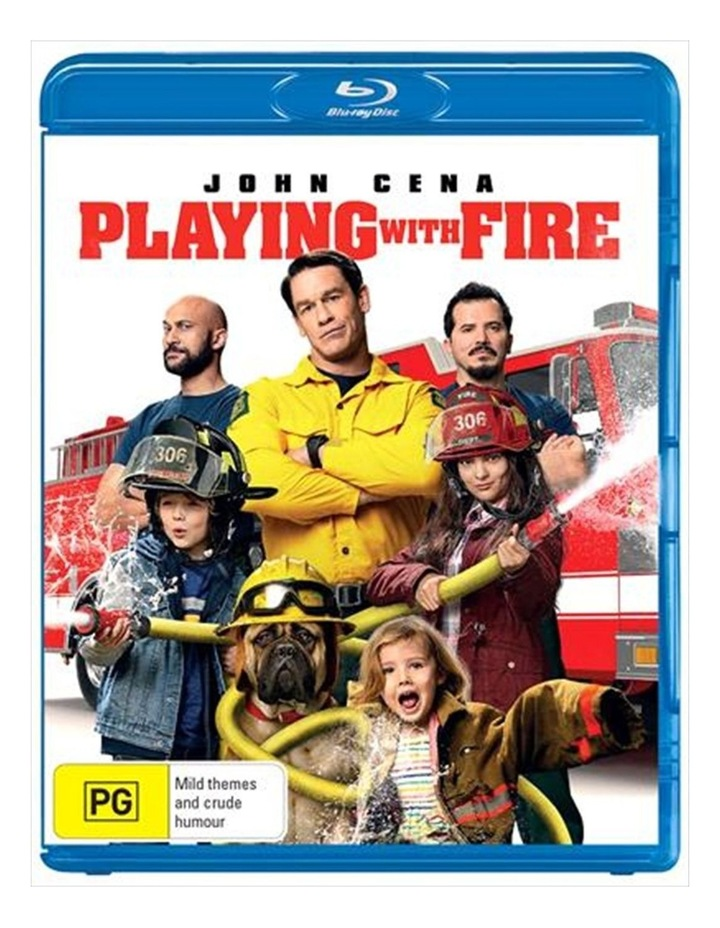 Playing With Fire Blu-ray image 1