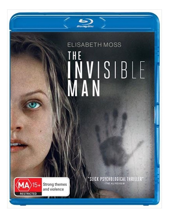 Invisible Man Blu-ray image 1