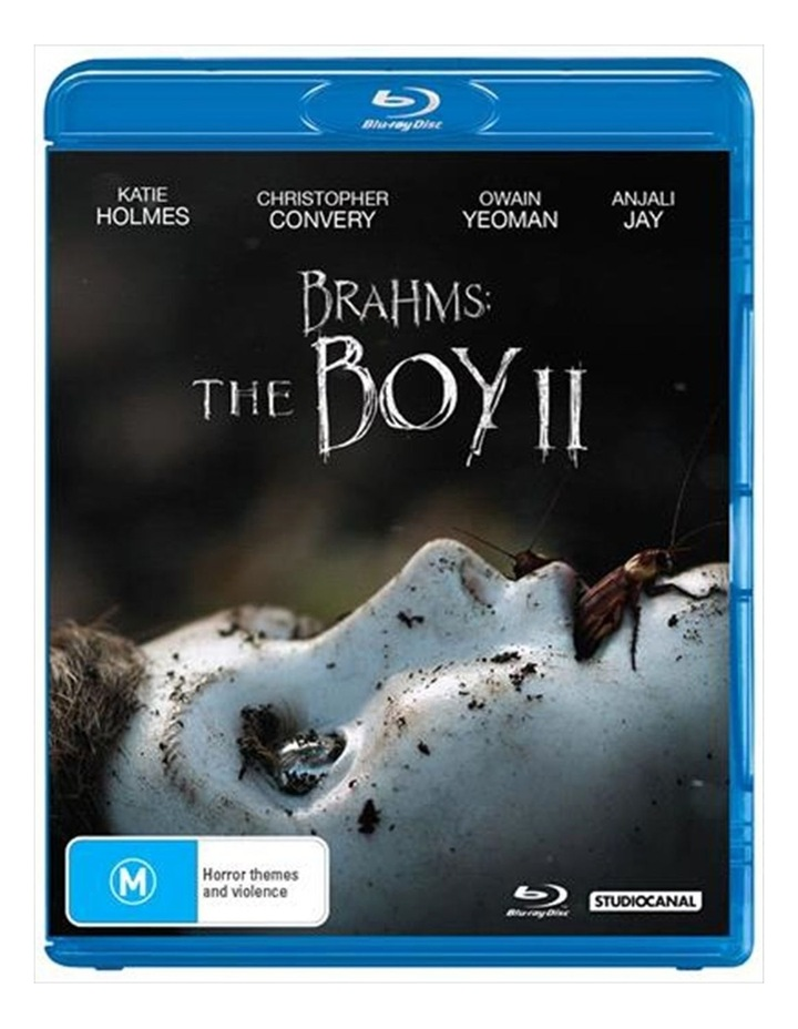 Brahms - The Boy II Blu-ray image 1