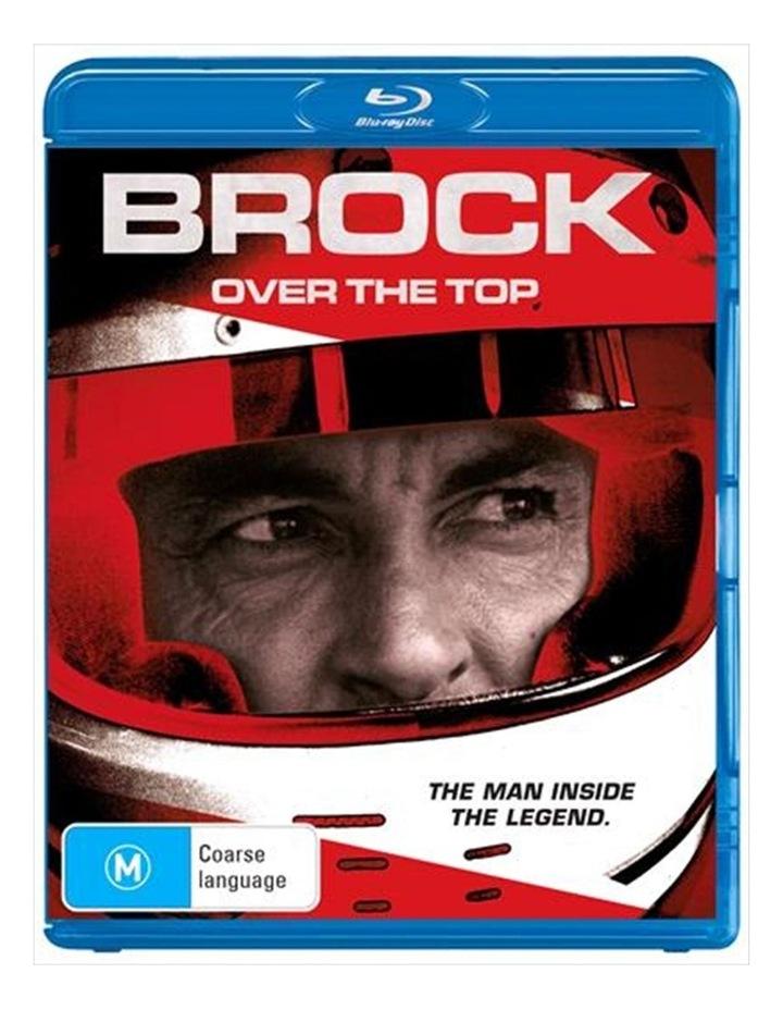Brock - Over The Top Blu-ray image 1