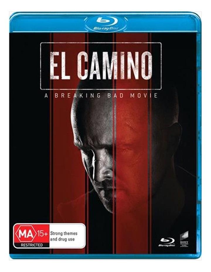El Camino - A Breaking Bad Movie Blu-ray image 1