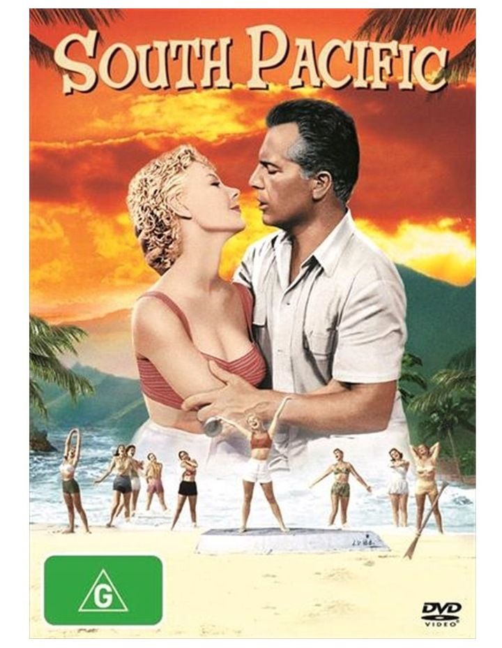 South Pacific DVD image 1