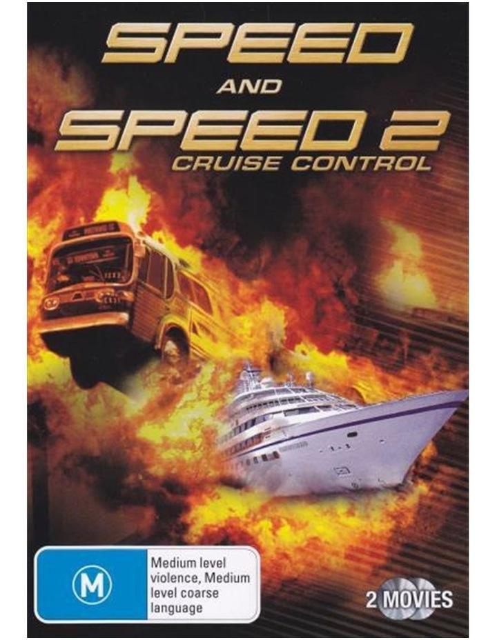 Speed / Speed 2: Cruise Control DVD image 1