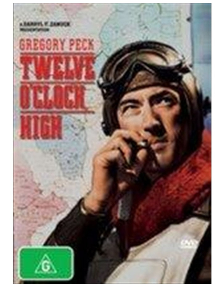 Twelve O'Clock High: 60th Anniversary Edition DVD image 1