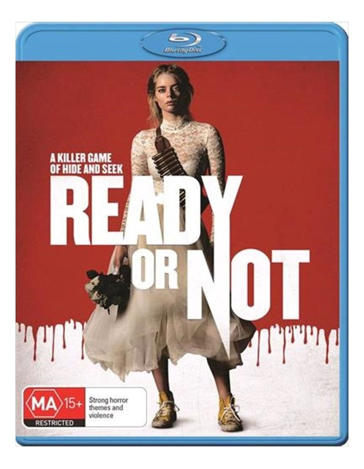 Ready Or Not Blu-ray image 1