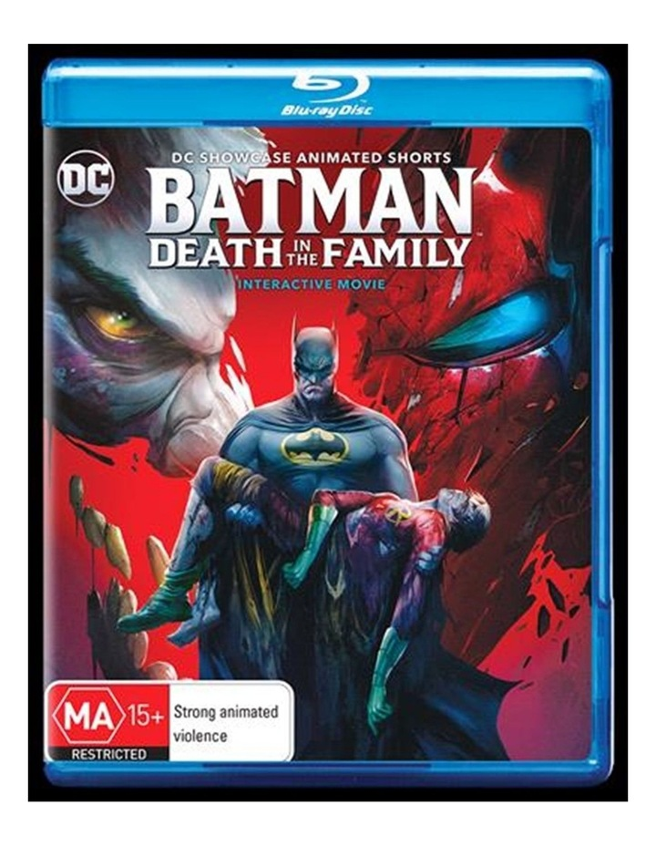 Batman - Death In The Family Blu-ray image 1
