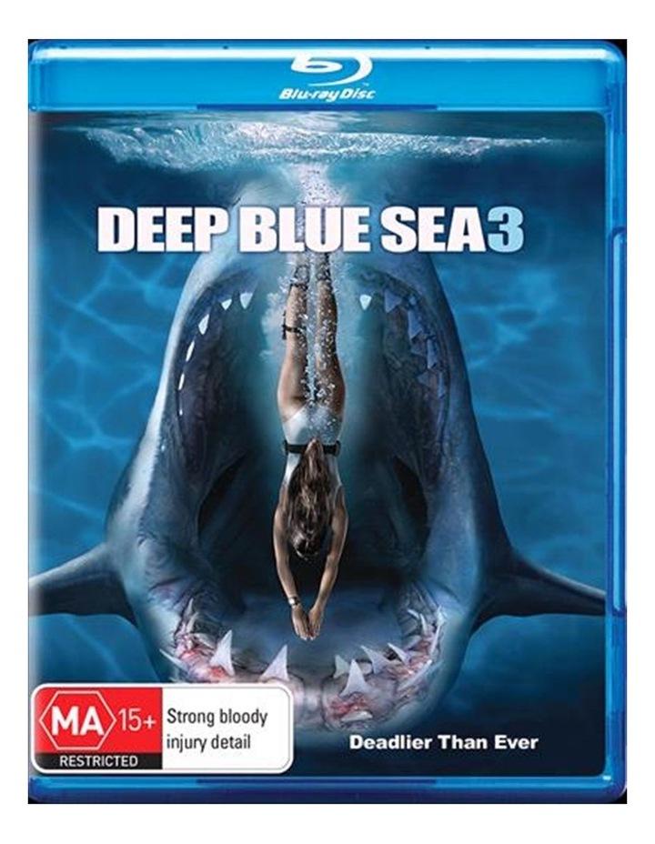 Deep Blue Sea 3 Blu-ray image 1