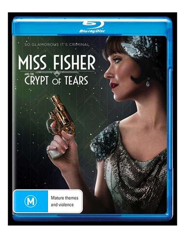 Miss Fisher and The Crypt Of Tears Blu-ray image 1