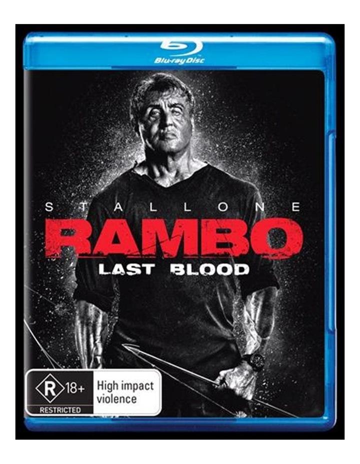 Rambo - Last Blood Blu-ray image 1