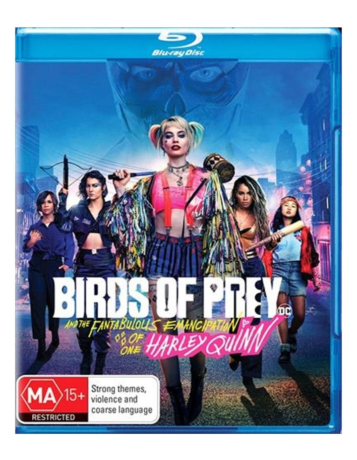 Birds Of Prey Blu-ray image 1