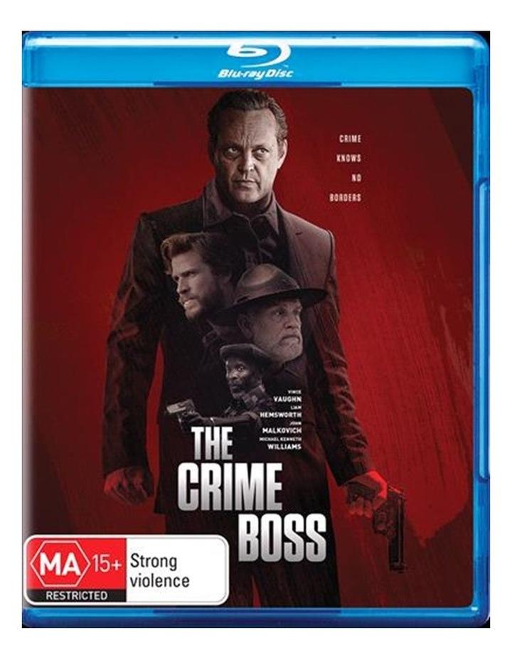 Crime Boss Blu-ray image 1