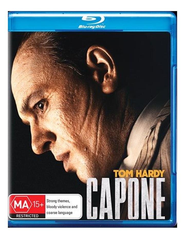 Capone Blu-ray image 1
