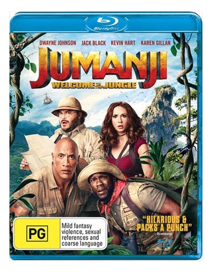 Jumanji - Welcome To The Jungle Blu-ray image 1