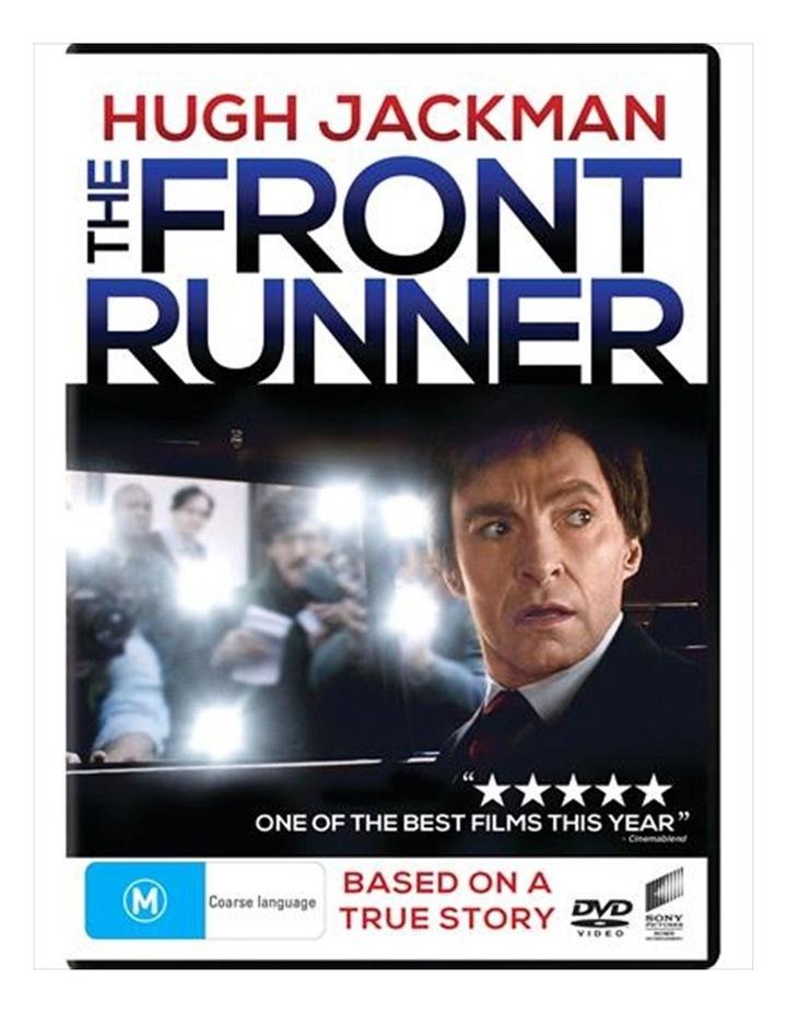 Front Runner DVD image 1