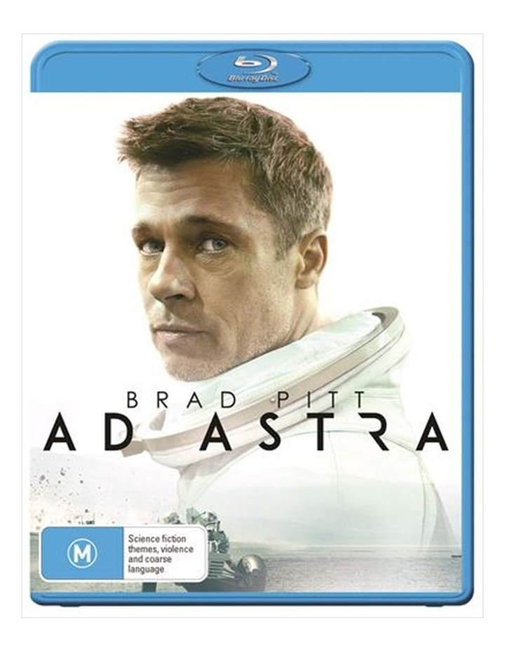 Ad Astra Blu-ray image 1