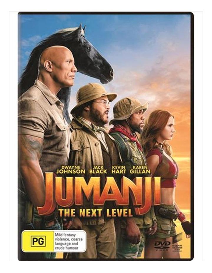 Jumanji - The Next Level DVD image 1