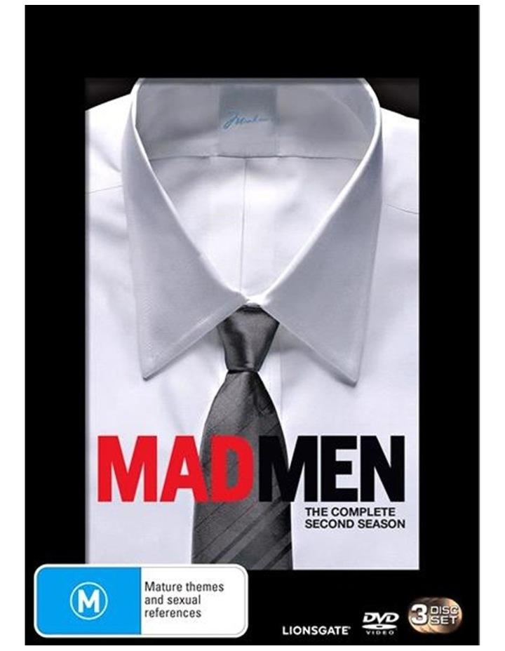 Mad Men - Season 2 DVD image 1