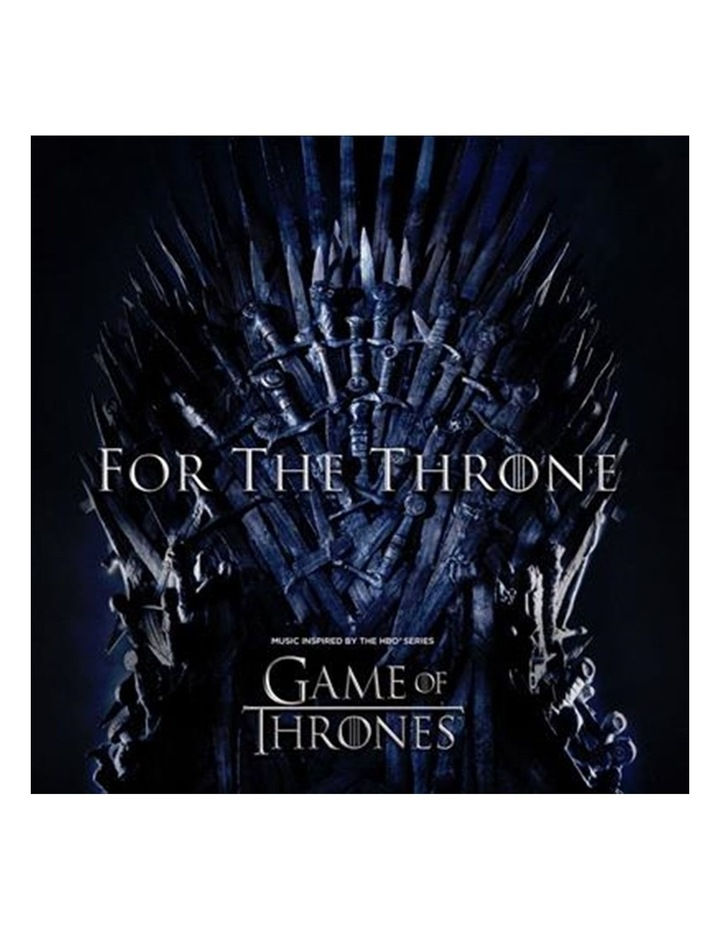 Soundtrack - For The Throne - Music Inspired By Game Of Thrones Series Vinyl image 1
