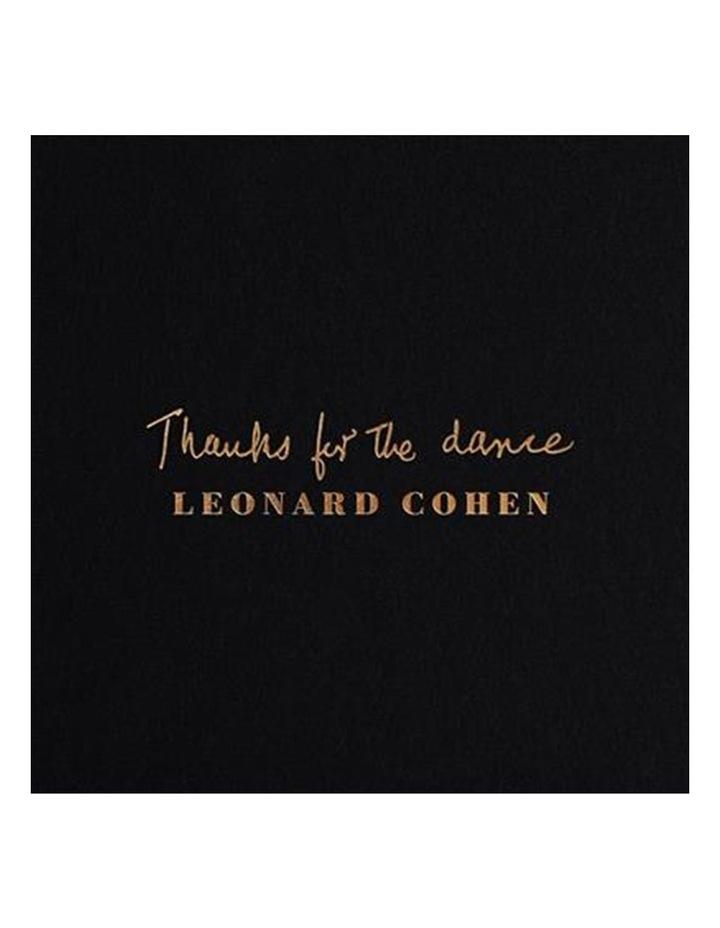 Leonard Cohen - Thanks for the Dance Vinyl image 1