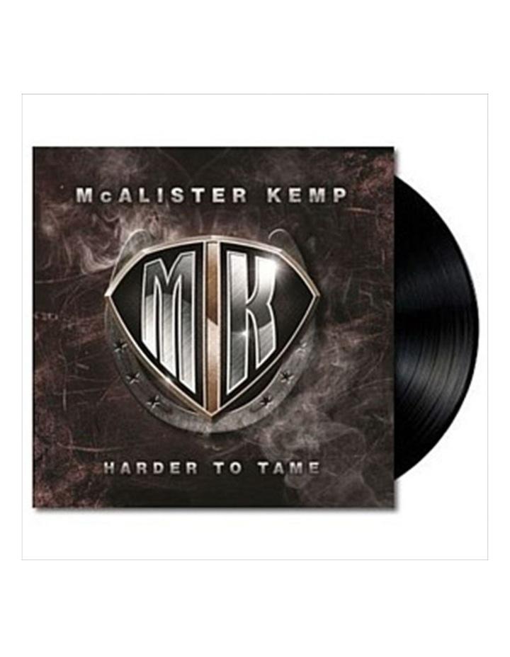 McAlister Kemp - Harder To Tame Vinyl image 1