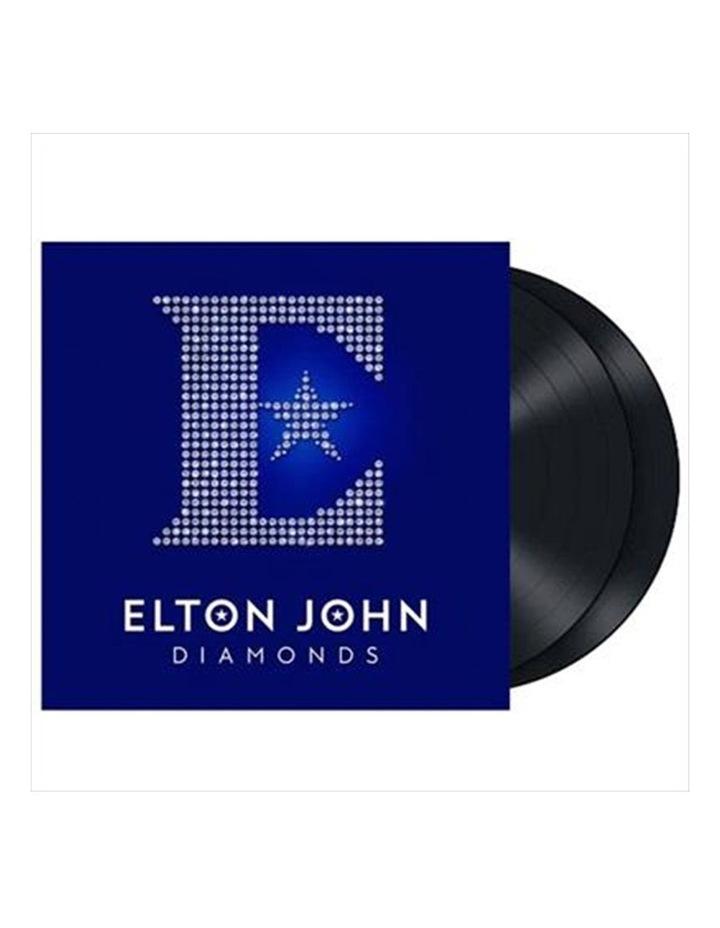 Elton John - Diamonds Vinyl image 1