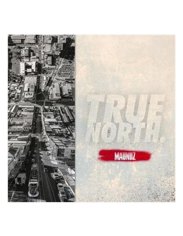 Maundz: True North - Clear With Blood Red Splatter Double Vinyl Vinyl image 1