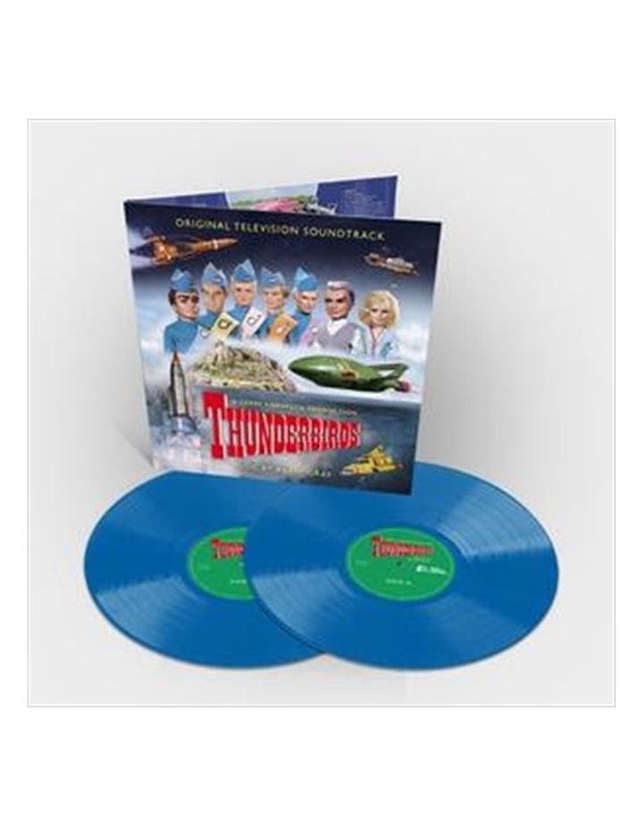 Soundtrack: Barry Gray - Thunderbirds - Limited Edition Sky Blue Coloured Vinyl Vinyl image 1