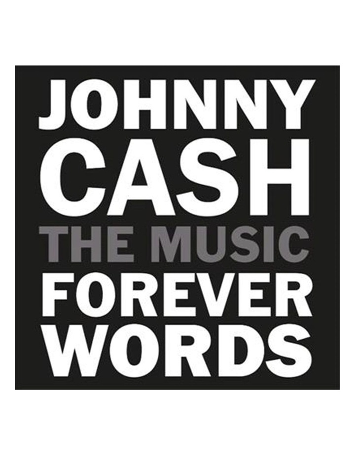Various - Johnny Cash - Forever Words Vinyl image 1