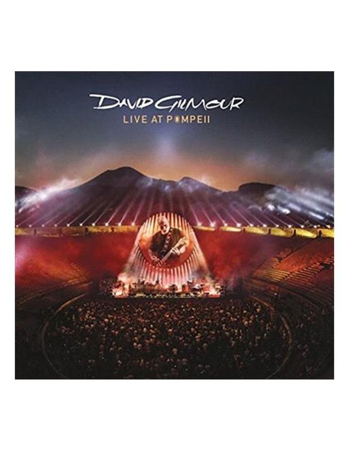 David Gilmour - Live In Pompeii Vinyl image 1