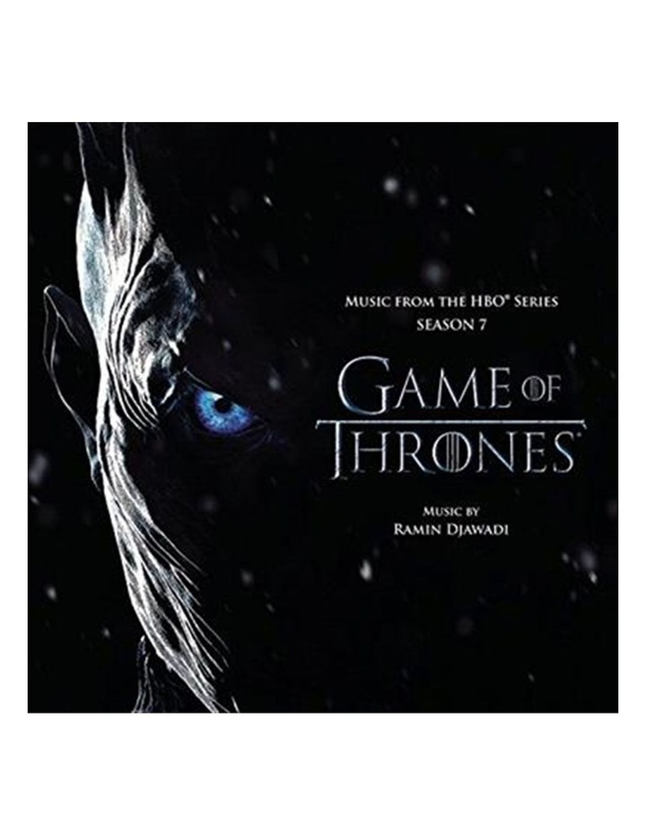 Soundtrack - Game of Thrones - (Music from the HBO Series - Season 7) Vinyl image 1