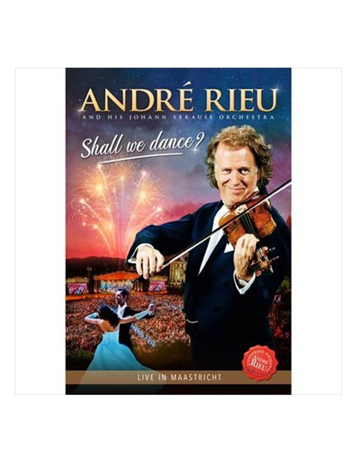 Andre Rieu: Shall We Dance - The 2019 Maastricht Concert DVD image 1