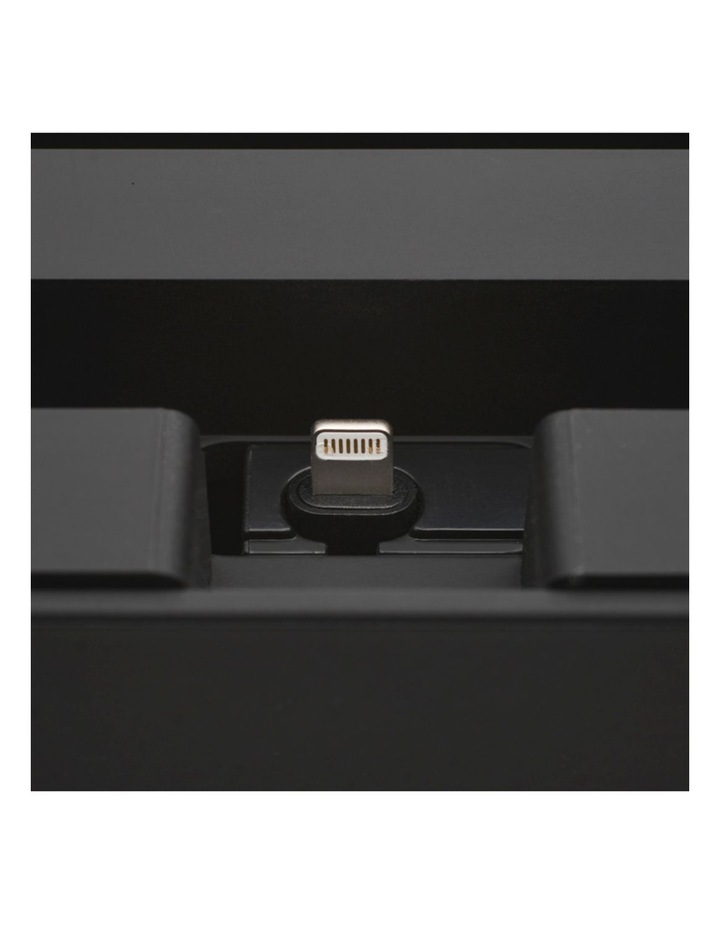 C-Type One Hand Click Docking System Black image 2