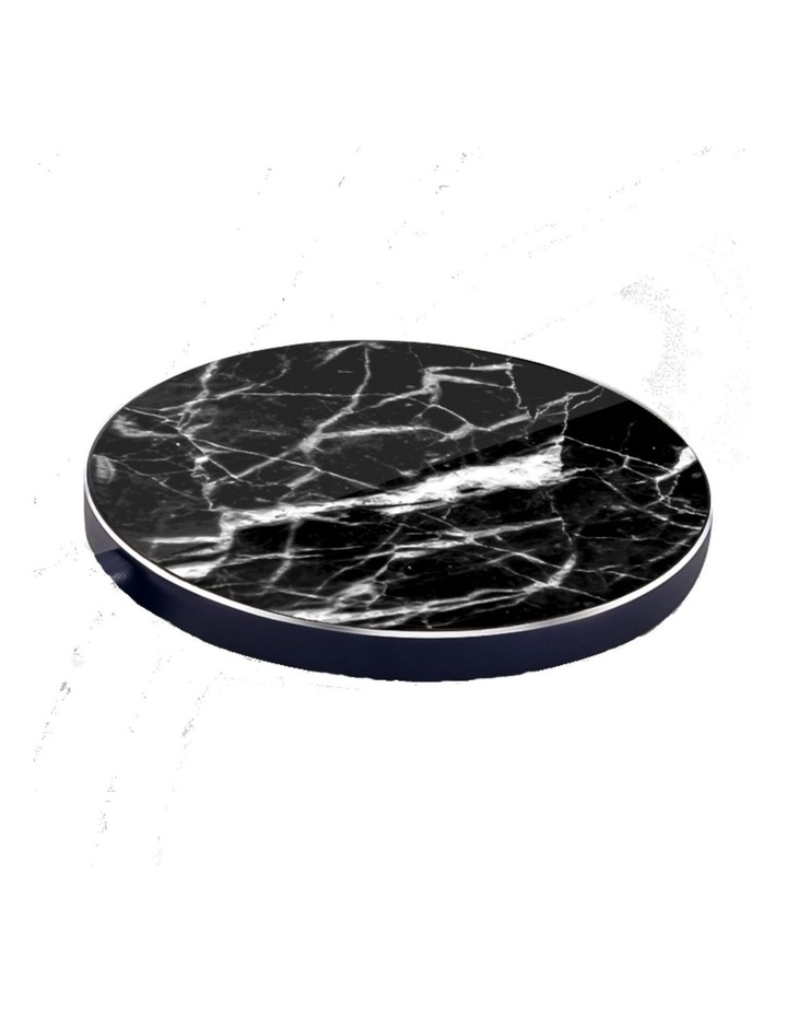 LuxeTech Wireless Pad - Black Marble image 2