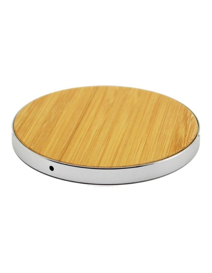 LuxeTech Wireless Pad - Bamboo image 2